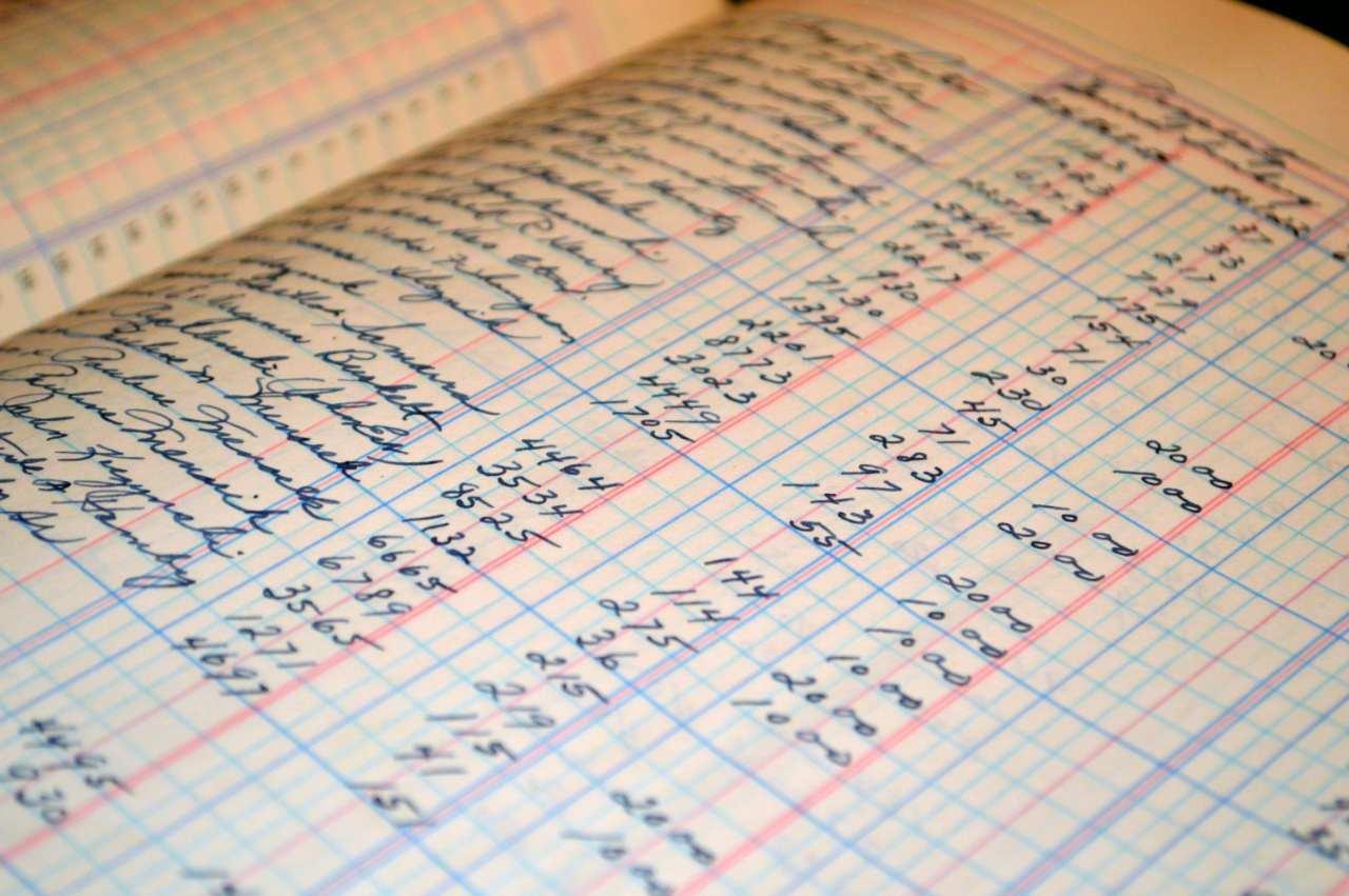Accounting process + tax advice