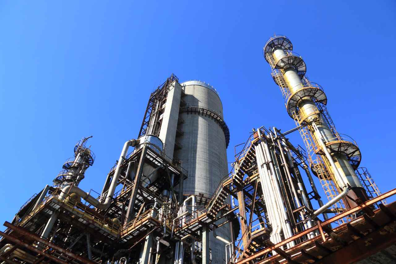 equipo industrial